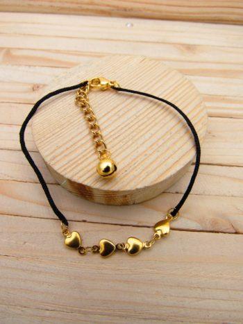 pulsera dorado
